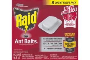 Raid Ant Baits - 8 CT
