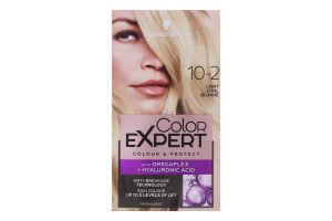 Стійка крем-фарба Color Expert 10-2 Натуральний Холодний Блонд