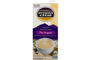 Oregon Chai Organic Chai Tea Latte The Original