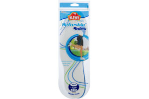 Kiwi Refreshin' Soles Insoles, Mens Size 8-13