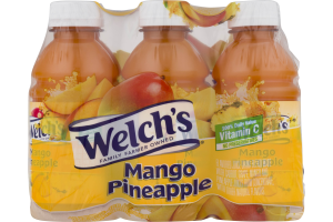 Welch's Mango Pineapple - 6 PK