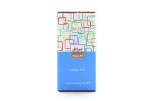 Шоколад Maglio молочний 32% какао 100г