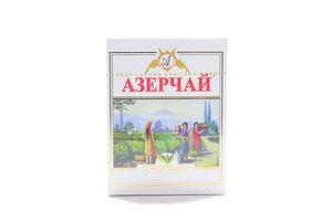 Чай черный листовой с чабрецом Azercay к/у 100г
