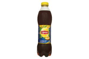 Чай холодний чорний з лимоном пет Lipton 1л