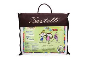 Одеяло из шелка растительного 110х140см Премиум Zastelli 1шт