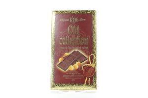 Шоколад ХБФ Old collection горький с лесным орехом к/у 200г