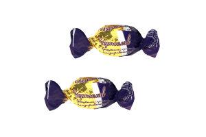 Конфеты Злата Чернослив с грецким орехом глазиров