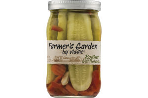 Farmer's Garden By Vlasic Kosher Dill Halves