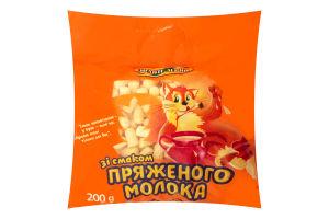 Палочки кукурузные со вкусом топленого молока Золоте Зерно м/у 200г