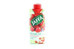 Нектар вишневый неосветленный Jaffa т/п 0.33л