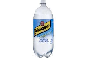 Schweppes Sparkling Seltzer Water Original