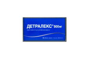 Детралекс табл. в/о №60