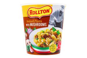 Изделия макаронные быстрого приготовления с грибами Rollton ст 70г