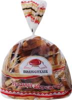 Сухарі-грінки з родзинками Поліссяхліб м/у 300г