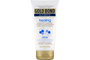 Gold Bond Ultimate Skin Therapy Cream Healing Aloe