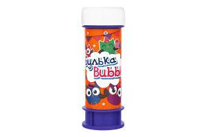 Мыльные пузыри для детей от 3лет №BB-06 Булька Bubble 60мл