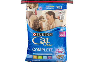 Purina Cat Chow Cat Food Complete