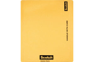Scotch 8.5 x 11 Bubble Mailer