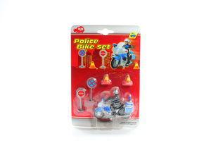 Іграшка Simba Поліцейський на мотоциклі 3315391