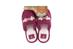 Взуття домашнє Home Story жіноче 81716-GС р. 36-41