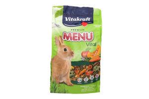 Корм Vitakraft для кроликів 1кг