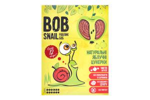 Цукерки яблучні Bob Snail к/у 120г