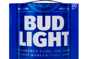 Bud Light - 20 PK