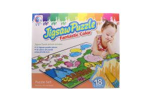 Пазл-раск Jigsaw Puzzle ДомЖив 87х58,3 12эл132090