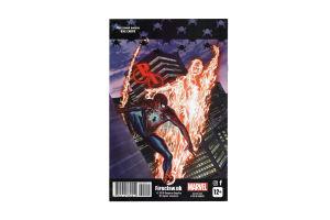 Комікс Spider-Man Marvel Comics Fireclaw 1шт