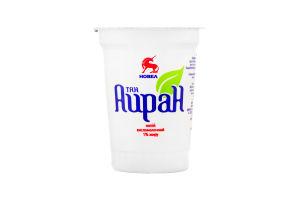 Напиток кисломолочный 1% Тан Айран Новел п/б 200г