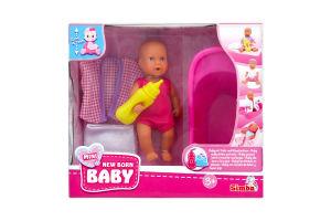 Кукла для детей от 3-х лет №5033218 New born baby Mini Simba 1шт