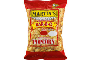 Martin's Original Butter Flavored Popcorn Bar-B-Q Flavored