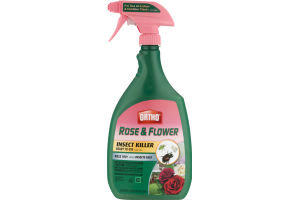 Ortho Rose & Flower Insect Killer
