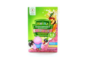 Каша Heinz багатозерна фруктово-молочна 200г