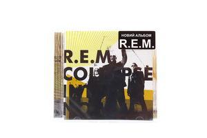 Диск CD R.E.M. & I feel fine The best of the Irs years 82-87
