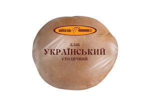 Хлеб Украинский столичный Київхліб м/у 0.95кг