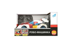 Іграшка для дітей від 3років №D622-H047A Робо-машинка Big Motors 1шт