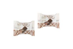 Цукерки глазуровані зі смаком крем-какао Пташине молоко Жако кг