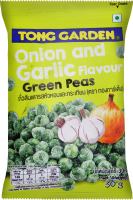 Горох зелений з цибулею та часником Tong Garden м/у 30г