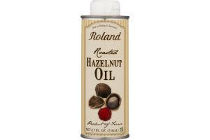 Roland Roasted Hazelnut Oil
