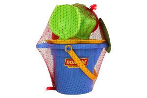 Набор игрушек для детей от 3лет №2982 Песочница Полесье 1шт