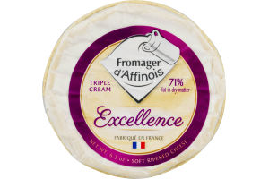 Fromager d'Affinois Triple Cream
