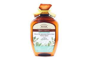 Масло для ванн и душа Чайное дерево 3в1 Зеленая аптека 250мл
