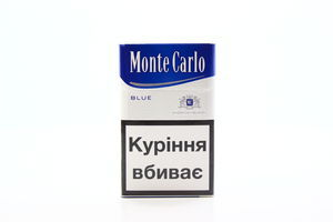 Сигареты Monte Carlo Balanced Blue