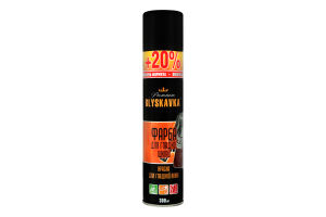 Краска для гладкой кожи черная Premium Blyskavka 300мл