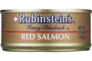 Rubinstein's Fancy Blueback Red Salmon