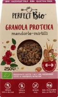 Гранола Perfect Bio миндаль-ягоды с протеином