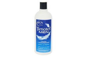Шампунь для волос Прохлада и Свежесть Men Timotei 400мл