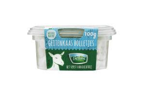 Сир 50% козячий зернистий Bettine п/у 100г