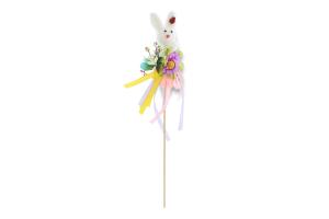 Прикраса для пасхальних свят Шпажка-фігурка 32см Mislt 1шт